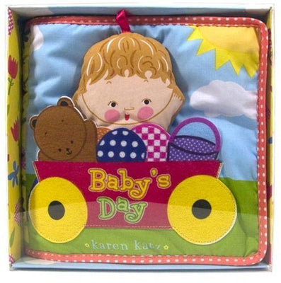 Baby's Day: Cloth Book