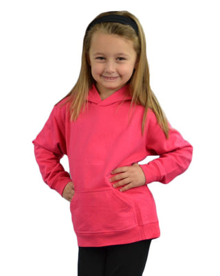 Monag Toddler Fleece Hooded Pullover