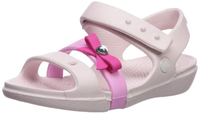 Crocs Kids' Girls Keeley Charm Sandal