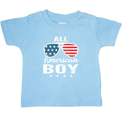 inktastic - All American Boy USA Parade Baby T-Shirt 361ba
