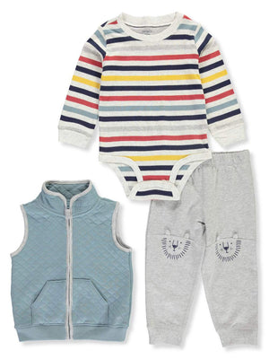 Carter's Baby Boys' Vest Sets