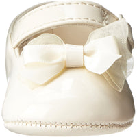 Baby Deer Patent SM With Bow Mary Jane (Infant)