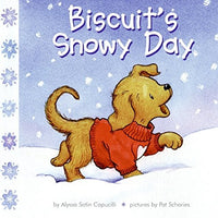 Biscuit's Snowy Day