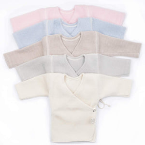 LANACARE Baby Sweater in Organic Merino Wool