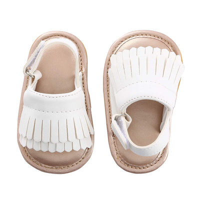 Baby Sandal Tassels Summer Toddler Slipper Shoes 0 6 12 18 Months