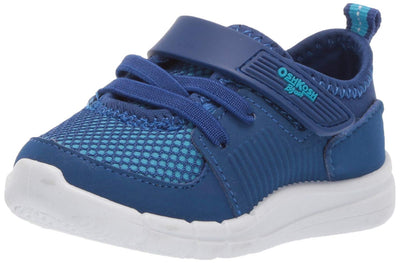 OshKosh B'Gosh Kids Rock Boy's Mesh Athletic Sneaker