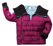 Buckle Me Baby Coats - Safest Car Seat Friendly Coat - Puffy Winter Jacket Alternative for Baby Toddler Boys Girls Kids