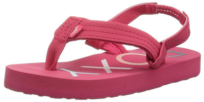 Roxy Kids' TW Vista 3 Point Sandal Flip-Flop