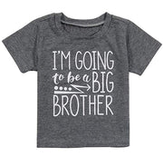 Toddler Kids Baby Boys Going to Be Big Brother Announcement T-Shirt Tops Short Sleeve Tee Shirt