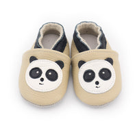 CoCoCute Baby Moccasins - Soft Genuine Leather Sole Baby Shoes and Toddler Moccasins for Boys and Girls