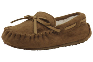 Stride Rite Boys' Moccasin Slippers