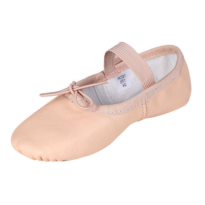 STELLE Premium Authentic Leather Ballet Slipper/Ballet Shoes(Toddler/Little Kid/Big Kid)