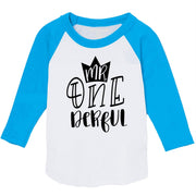 Boy First Birthday Shirt 1st Birthday Boy Outfit Mr. One-Derful