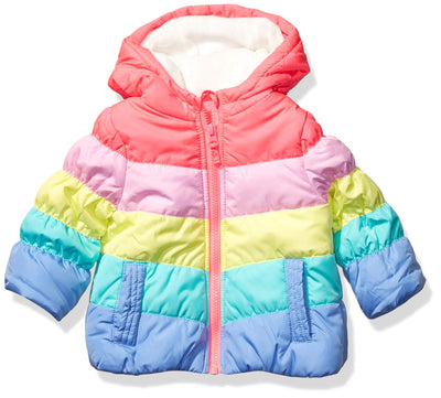OshKosh B'Gosh Baby Girls Perfect Puffer Jacket