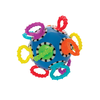 Manhattan Toy Click Clack Ball Developmental Activity Baby Toy