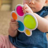 Fat Brain Toys Dimpl Baby Toys & Gifts for Ages 1 to 2, Multi