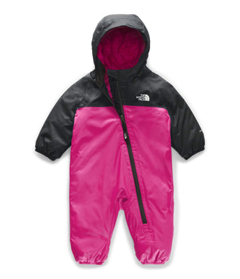 The North Face Infant Insulated Tailout One-Piece, Mr. Pink, 12-18 Months