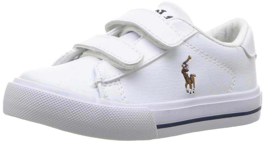 Polo Ralph Lauren Kids' Girl's Easton Ii Ez Sneaker