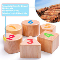 rolimate Hammering Pounding Toys Wooden Educational Toy Xylophone Shape Sorter, Christmas Birthday Gift for 1 2 3+ Years Old Boy Girl Baby Toddler Developmental Montessori Learning Block Toy