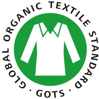 GOTS Certified 100% Organic 5 Piece Basic Essentials Layette Set for Newborn Baby Boys and Girls
