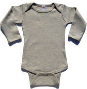 Earth Elements Baby Long Sleeve Bodysuit
