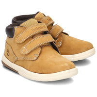 Timberland Kids' Toddle Tracks Hook and Loop Ankle Boot