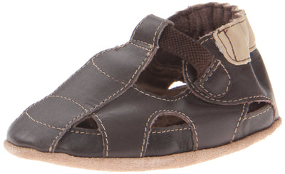 Robeez Fisherman Soft Sole Sandal (Infant)