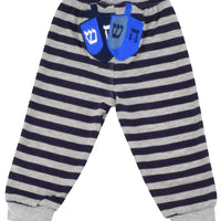 Unique Baby Boys This is How I Roll Hanukkah Layette Set