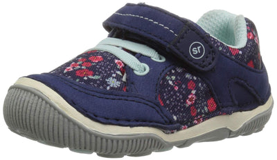 Stride Rite Kids Rosie Toddler Girl's Lightweight Leather Sneaker