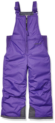 Arctix Infant-Toddler Chest High Snow Bib Overalls, Purple, 5T