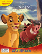 Disney Lion King My Busy Books