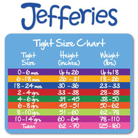 Jefferies Socks Baby Girls' Cable Tight 1 Pack