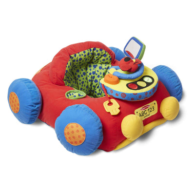 Melissa & Doug Beep-Beep and Play Activity Center Baby Toy, Great Gift for Girls and Boys - Best for Babies and Toddlers, 9 Month Olds, 1 and 2 Year Olds