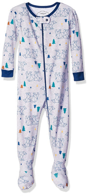 Lamaze Organic Baby Organic Baby/Toddler Girl, Boy, Unisex Stretchie Pajamas