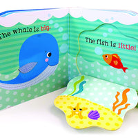 Opposites Chunky Lift-a-Flap Children's Board Book (Babies Love)