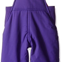 Arctix Infant-Toddler Chest High Snow Bib Overalls, Purple, 24 Months