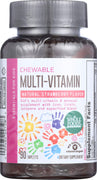 Whole Foods Market, Chewable Multi-Vitamin, Strawberry Flavor, 90 ct