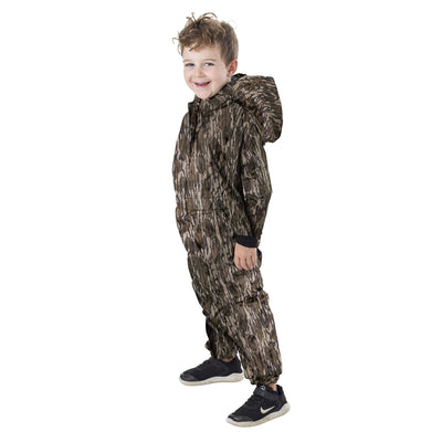 TrailCrest Mossy Oak Camo Infant - Toddler Baby Boy Insulated & Waterproof Snow Suit
