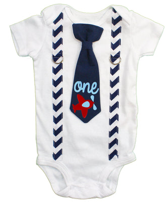 Cuddle Sleep Dream Baby Boy 1st Birthday Outfit Cake Smash Bodysuit with Tie and Suspenders Birthday Shirt