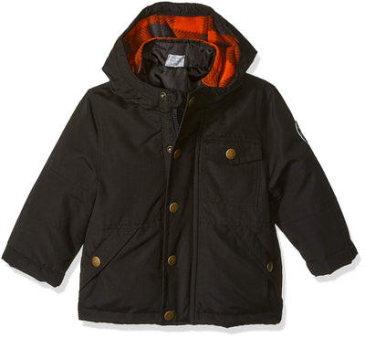 OshKosh B'Gosh Baby Boys Little Man 4-in-1 Jacket