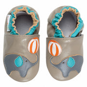 Momo Baby Boys Soft Sole Leather Shoes First Walker Toddler Crib Booties Slippers 12 Months