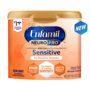 Enfamil Neuropro Sensitive Baby Formula Powder Can, 19.5 Ounce
