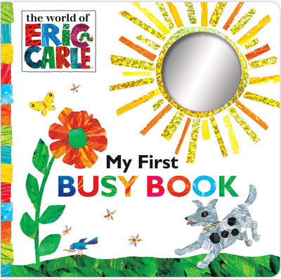 My First Busy Book (The World of Eric Carle)