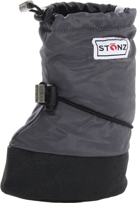 Stonz Three Season Stay-On Baby Booties, Use on Bare Feet or Shoes, for Mild or Cold Snow Weather (Unisex Infant/Toddler)