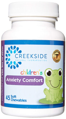 Anxiety Comfort for Children-Safe, Non-Habit Forming and 100% Guaranteed