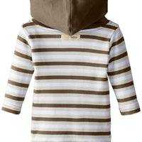 L'ovedbaby Unisex Baby Organic Hoodie