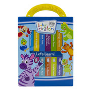 Baby Einstein - My First Library 12 Board Book Block Set - PI Kids