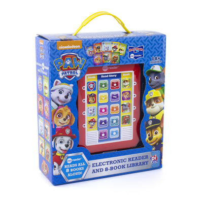 Nickelodeon - Paw Patrol Me Reader Electronic Reader and 8-Book Library - PI Kids
