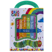 World of Eric Carle, My First Library Board Book Block 12-Book Set - PI Kids