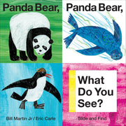 Panda Bear, Panda Bear, What Do You See? (Slide and Find)